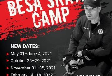BESA HOCKEY CAMP SUMMER VILNIUS