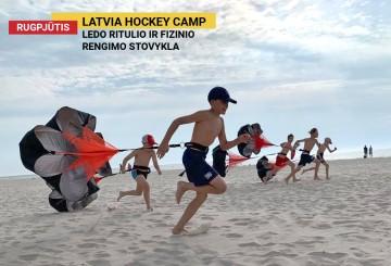 LATVIA HOCKEY CAMP